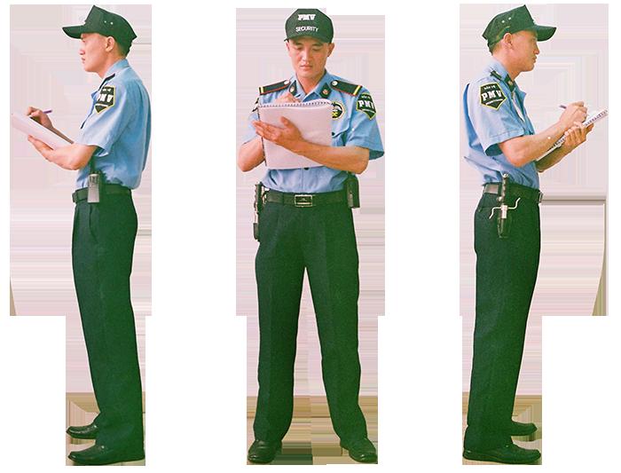 Phong cách bảo vệ chuyên nghiệp